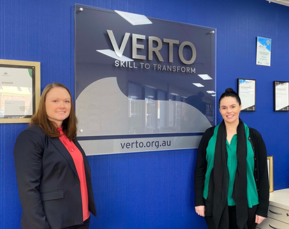 VERTO Lachlan Disability Employment Services Team Awarded Five Star Rating