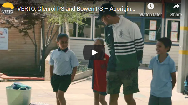 VERTO, Glenroi PS and Bowen PS - Aboriginal Youth Leadership Program