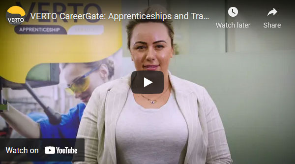 VERTO CareerGate: Apprenticeships and Traineeships 101